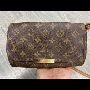 LV monogram favorite